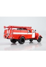 ZiL FIRE ENGINE PMZ-17A(ZiL-164)with white stripes
