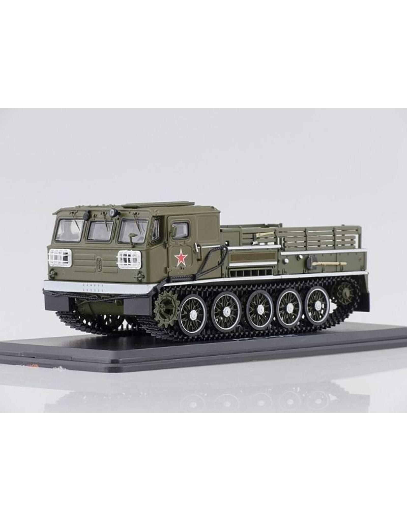 KMZ(Kragnorsky Mechanical Works) ARTILLERY TRACTOR ATS-59G