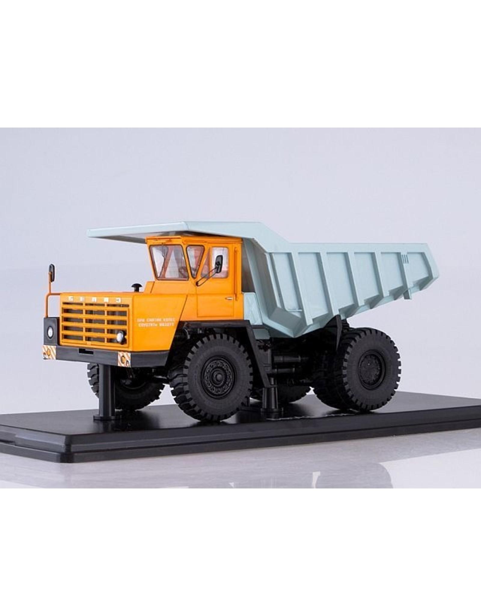 BelAZ BELAZ-540A DUMP TRUCK