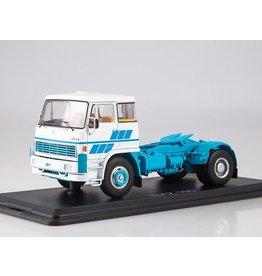 LIAZ(Liberecké Automobilové Zavody) LIAZ-100.471 TRACTOR(white/clear blue)