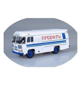 "PAZ(Pavlovo Bus Company) PAZ-3742 ISOTHERMAL VAN FOODS"""""