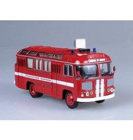 PAZ(Pavlovo Bus Company) PAZ-672M FIRE HEADQUARTERS BUS