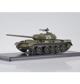 Malyshev Factory SOVIET TANK T-54-1