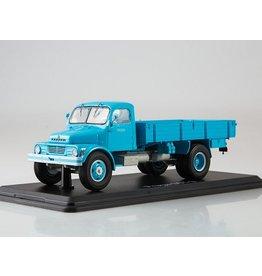 PRAGA Praga S5T-3 flatbed truck(light blue)