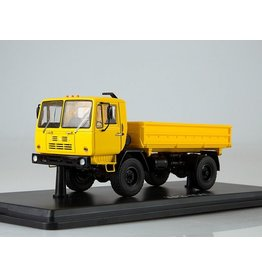 """KAZ KAZ-4505 """"Kohlida"""" agicultural dump truck(yellow)."""