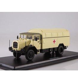 MAN MAN 630 kung Ambulance.