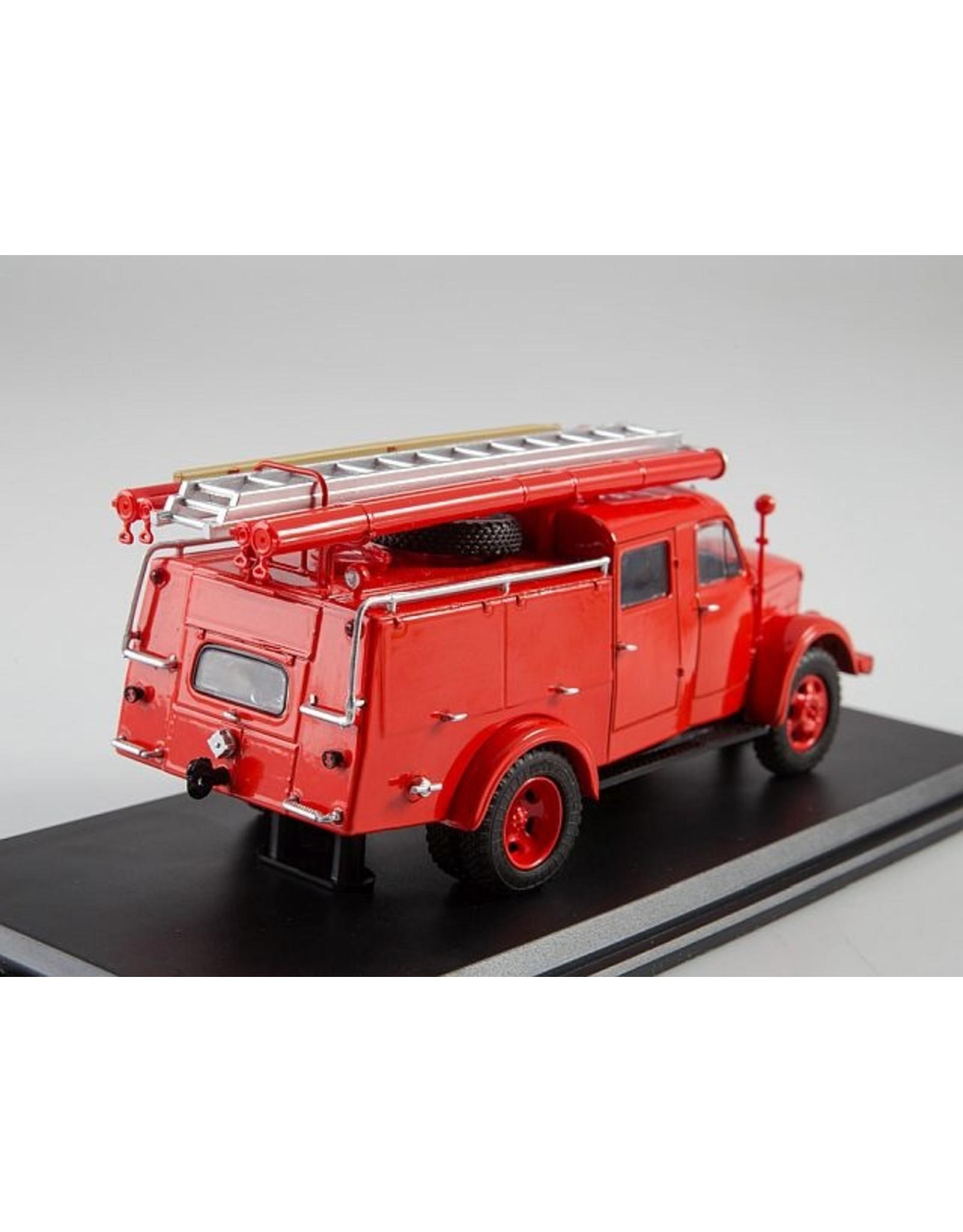 GAZ Fire Engine PMG-36(GAZ-51)