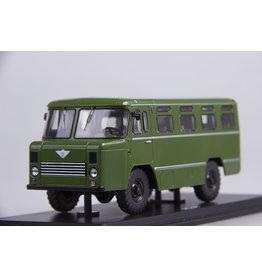 GAZ Soviet Army bus AS-38(khaki)