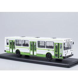 LIAZ(Liberecké Automobilové Zavody) LIAZ-5256 city bus, Moscow