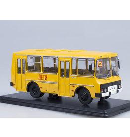 PAZ(Pavlovo Bus Company) PAZ-32051 school bus(yellow)
