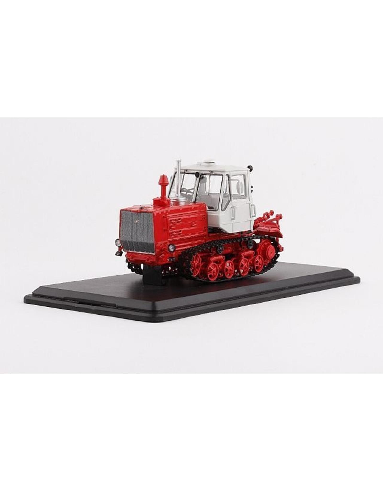 Caterpillar Caterpillar tractor T-150(red/white)