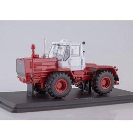 KhTZ(Karkivski Tractorni Zavod) Tractor T-150K(white/dark red)