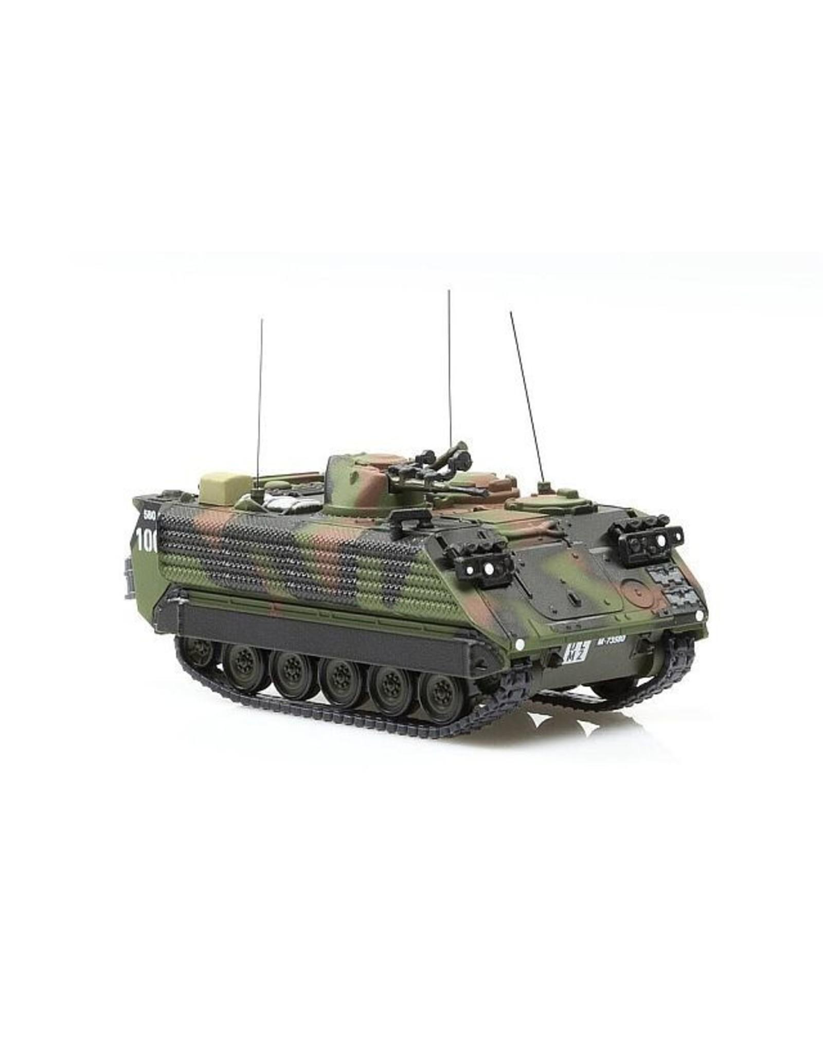 FMC ARMOURED TRACKED VEHICLE Spz89