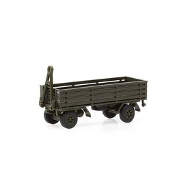 Accessories INFANTRY TRAILER SIG1973(open)