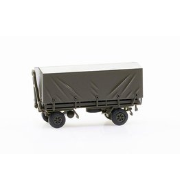 Accessories INFANTRY TRAILER SIG1973(WITH HIGH PLANE)