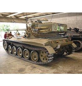 ARE L Pz 51 AMX-13 WITOUT TURNNUMMER