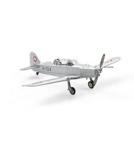 Pilatus PILATUS P-2-05 A-124(silver/aluminum)1963