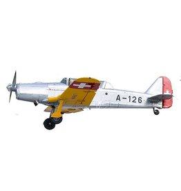 Pilatus PILATUS P-2-05 A-126(yellow/aluminum)1949