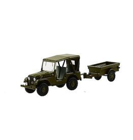 Willys Jeep WILLYS M38A1 ARMY JEEP WITH AEBI GELPW ANH.68