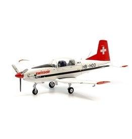 Pilatus Pilatus PC-7 Swissair HB-HOO