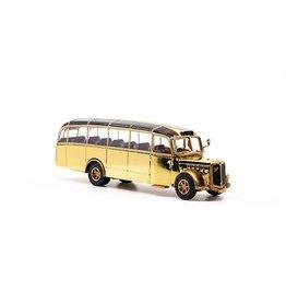 """Saurer und Berna Saurer Alpenwagen IIIa """"Gold Edition"""""""