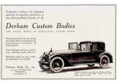 Cadillac by Derham