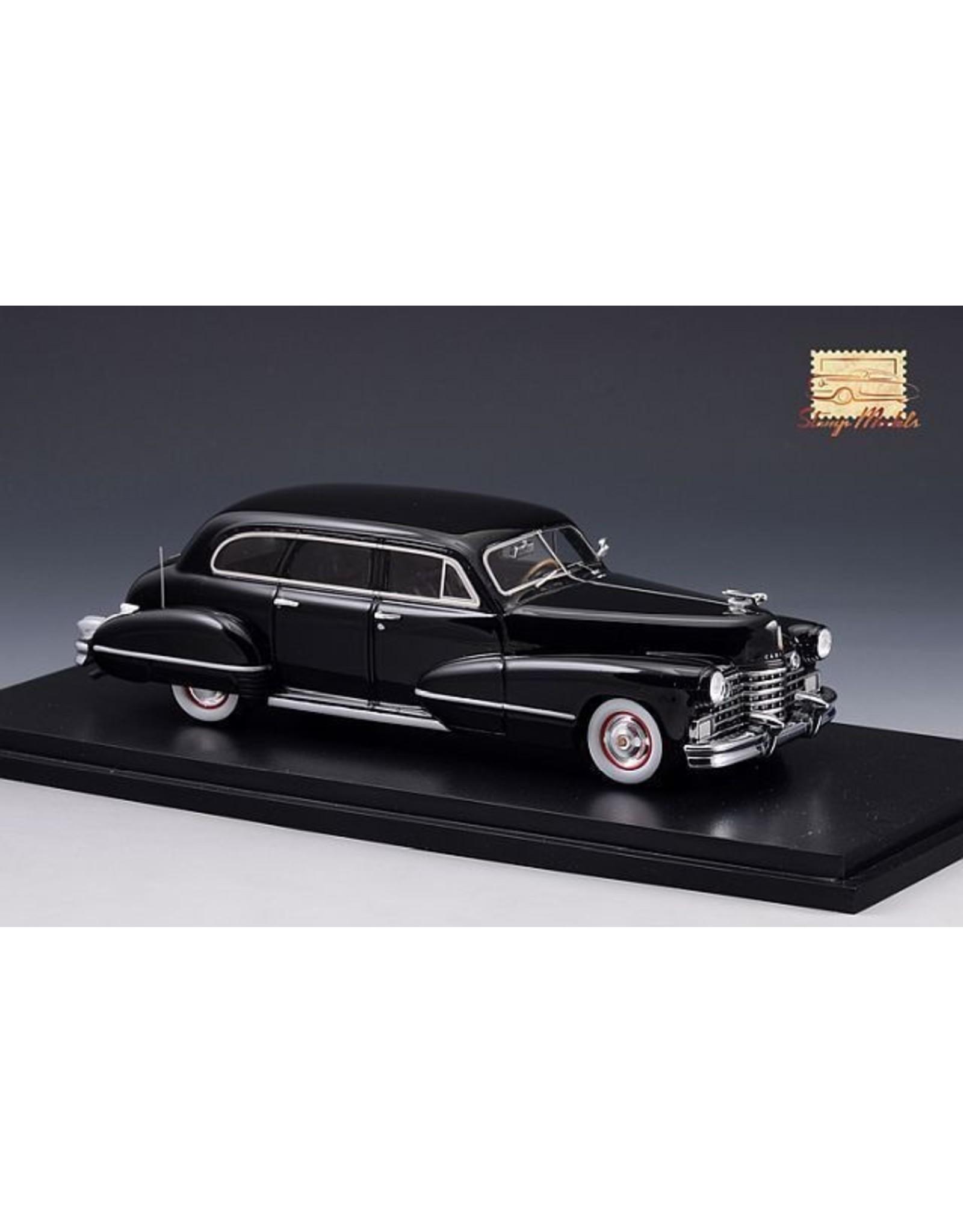 Cadillac(General Motors) Cadillac Series 67(1942)black.