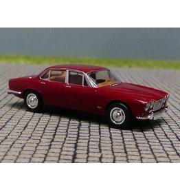 Jaguar Jaguar XJ6(1968)ruby red.