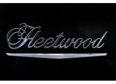 Cadillac by Fleetwood.