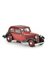 Adler Adler Trumpf Junior 2-doors sedan(1934-41)red/black.