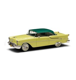 Oldsmobile OLDSMOBILE SUPER 88 HOLIDAY COUPE 1955(YELLOW/GREEN)