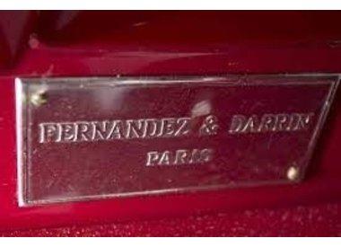 Hispano-Suiza by Fernandez & Darrin