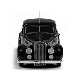 Invicta Black Price by Charlesworth-1948(with headlights built into fenders and bumpers)black