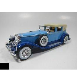 Duesenberg Duesenberg Model J Town car(1930)