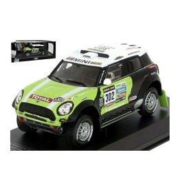 "Mini by BMW Mini All 4 Racing Dakar Rally ""302"