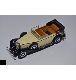 Maybach Maybach Zeppelin DS8 V12(1932)creme yellow