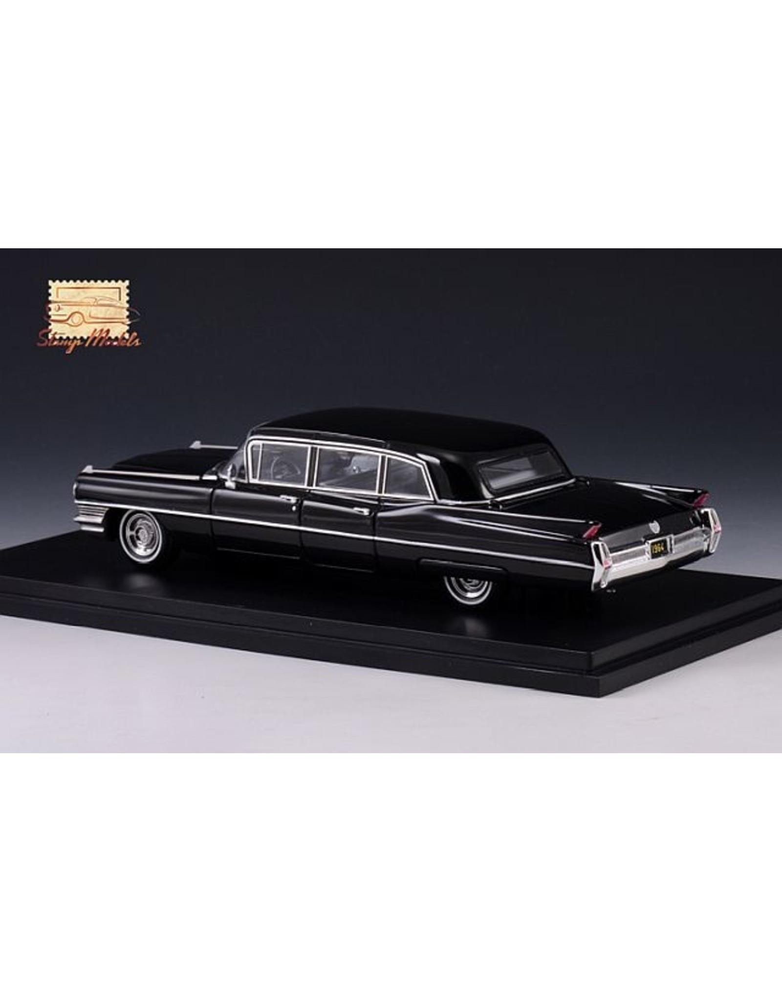 Cadillac(General Motors) Cadillac Fleetwood 75 Limousine(1964)black