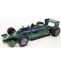 Lotus Lotus 79 F1 #2 (1979) world champion car