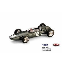 BRM(British Racing Motors) BRM P57 F1 #12 (1962)