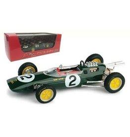 Lotus Lotus 25 F1 #2 Belgian GP 1963