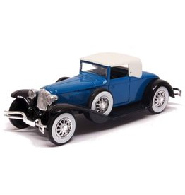 CORD Cord L-29 (1929)blue/white roof