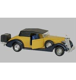 Packard Packard Super Eight (1937)yellow