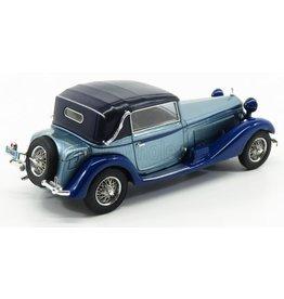 Alfa Romeo by Castagna Alfa Romeo 6C 1750 GTC Castagna 1931(blue)