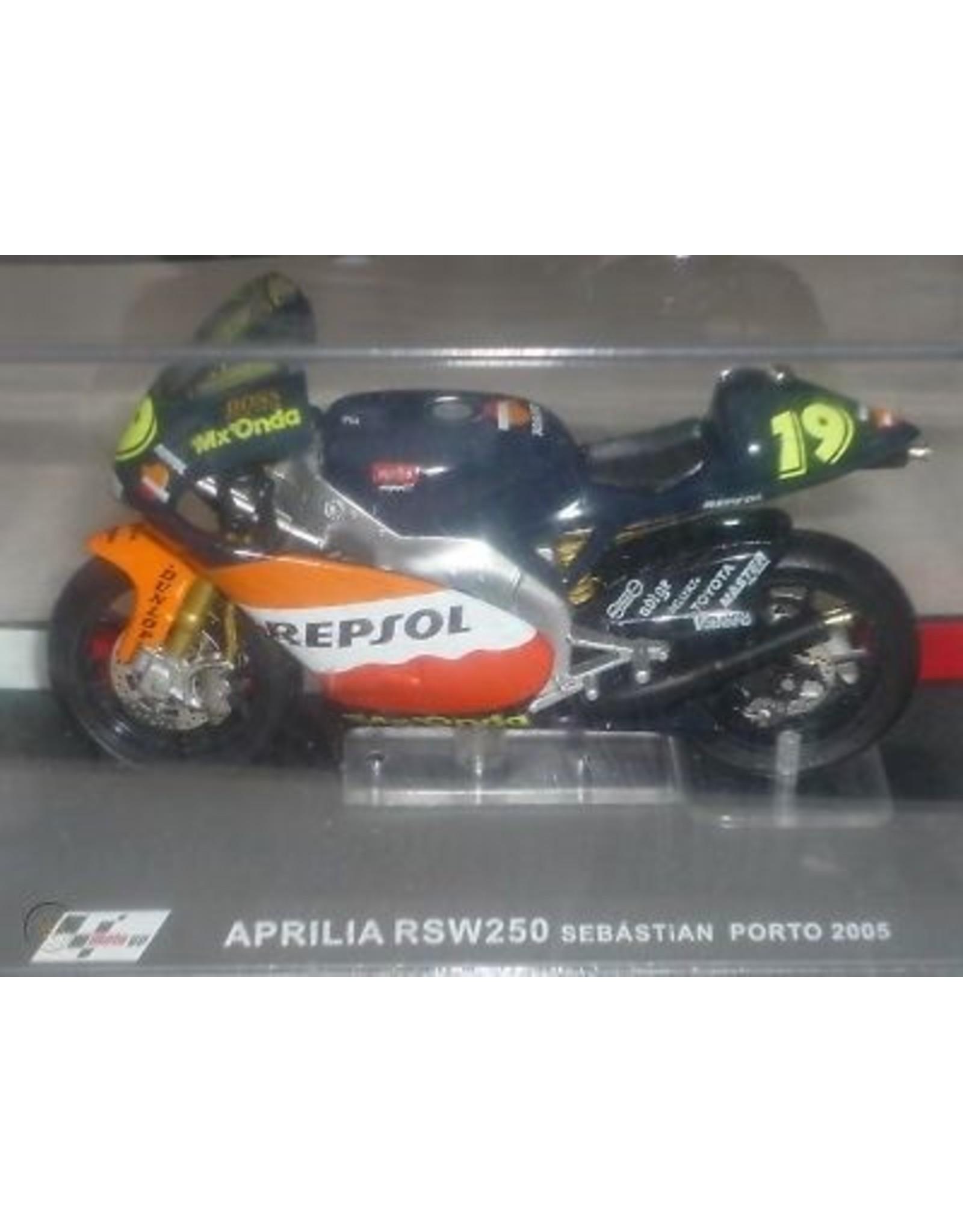 Aprilia Aprilia RSW250 #19(Sebastian Porto)2004