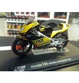 Honda Honda 125 #34(Andrea Dovizioso)2004