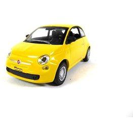 Fiat Fiat 500 (Amarelo)