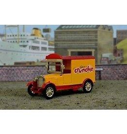 """Morris Morris Bullnose Van (1925)""""Crunchie Chocolate"""""""