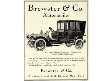 Rolls-Royce by Brewster & Co.
