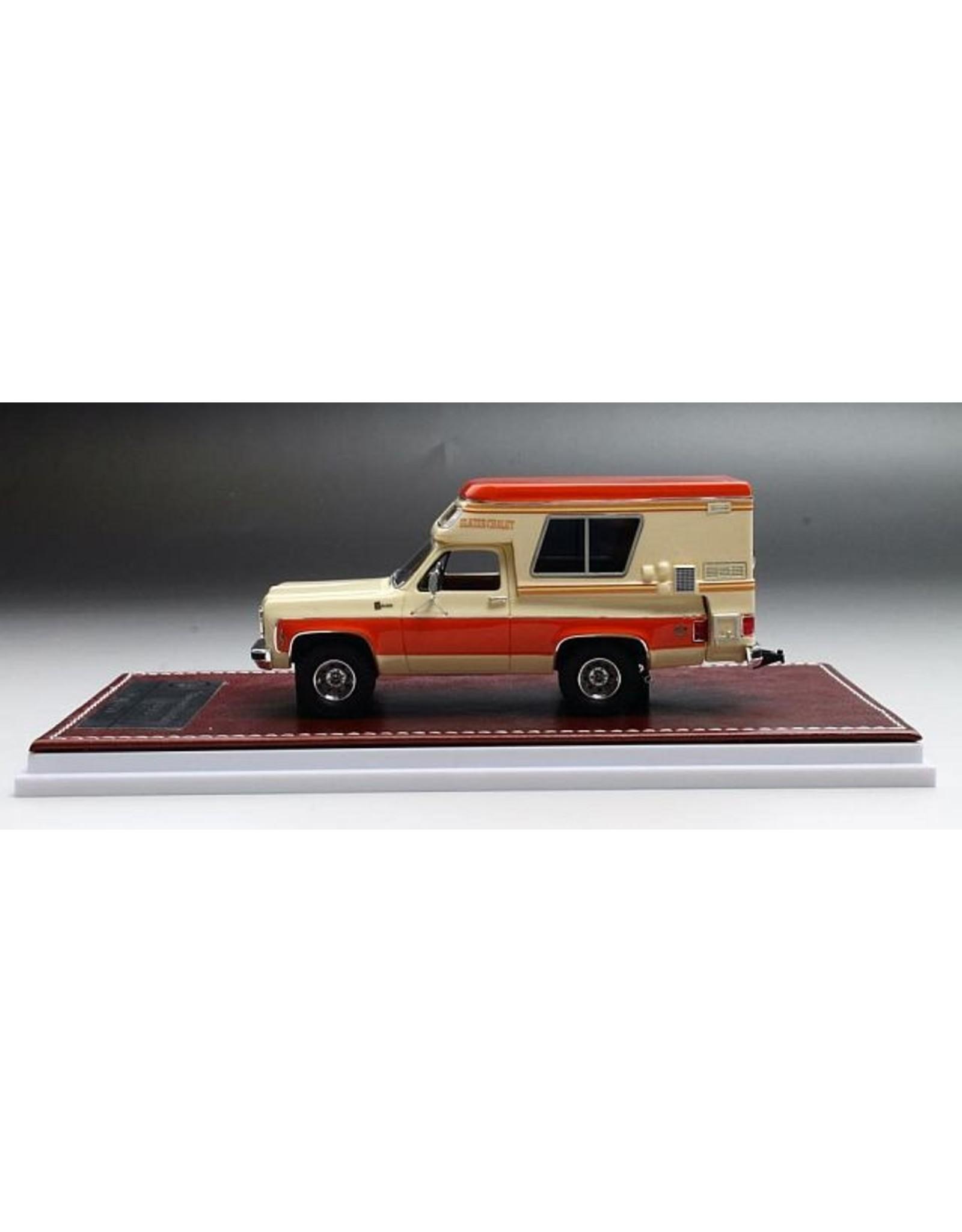 Chevrolet Chevrolet Blazer Chalet(1978)orange/cream