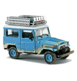 Toyota Toyota 4x4 BJ40 with loaded roof rack